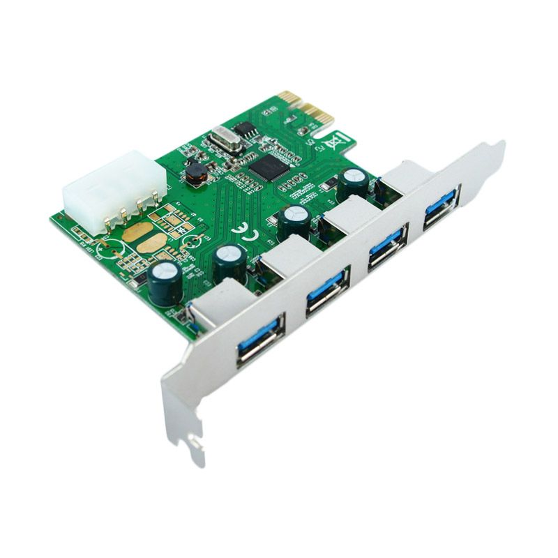 NEC Renesas PCI Express [4 Ports/USB 3.0]